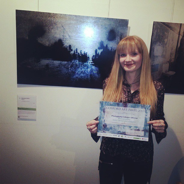 Gosford Art Prize – First prize for Photography – Rhiannon